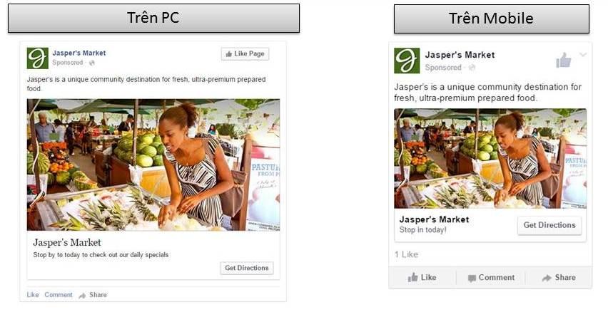 FB ADS update final Quảng cáo Facebook   Miền đất hứa cho bạn