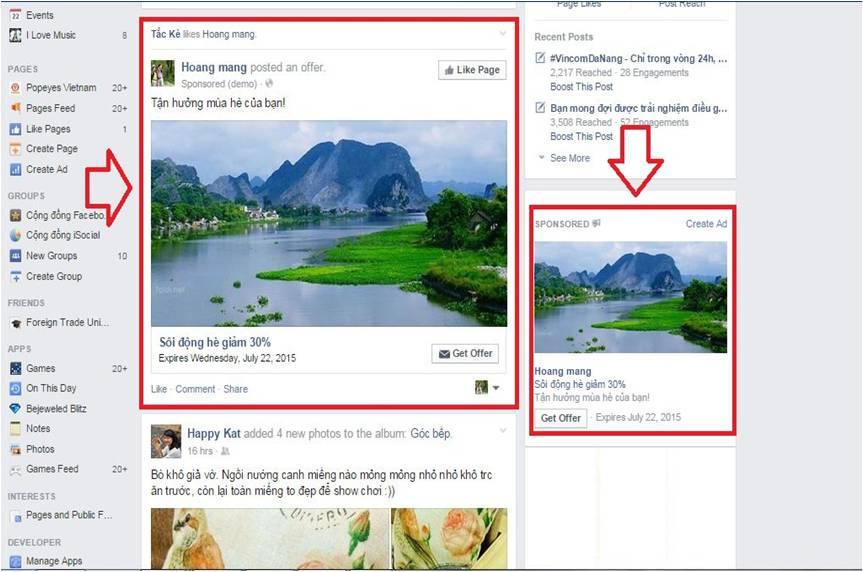 Picture1 Quảng cáo Facebook   Miền đất hứa cho bạn