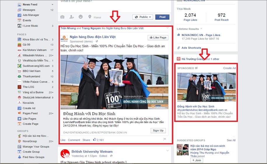 click1 Quảng cáo Facebook   Miền đất hứa cho bạn