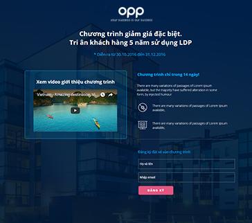 landingpage1 Thiết kế web Landing Page đẹp